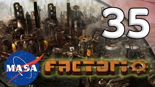 Factorio MASA [Multiplayer] - 35. Arms Automation - Let