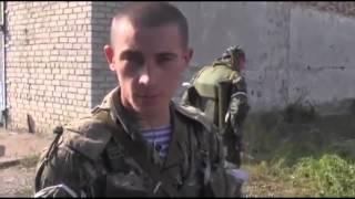 Бои за Донецкий аэропорт. Бригады Гиви и Абхаза