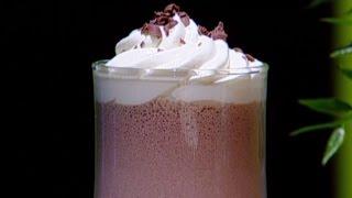 مشروب الشوكولاته البارد - غادة التلي