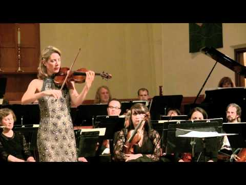 Elizabeth Pitcairn-Cantabile-Paganini at TOCCATA 9/11 Memornial Concert 9-17-10
