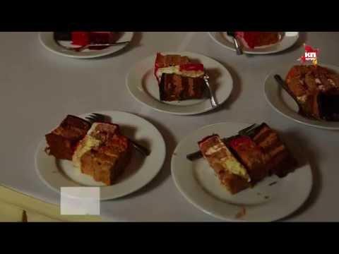 Красный торт со сгущенкой стал фирменным для Москвы
