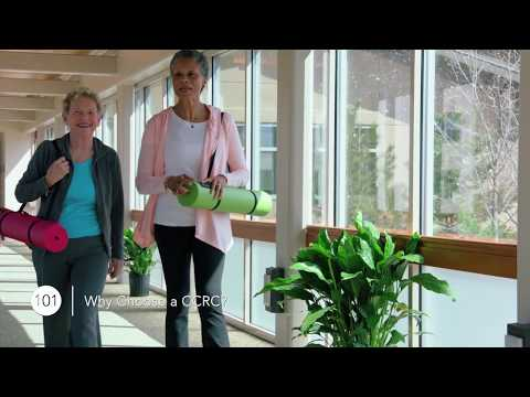 Why Choose A Continuing Care Retirement Community?