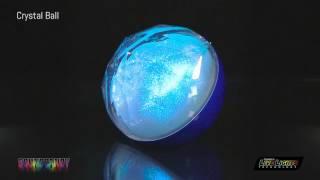 SoundCandy - Crystal Ball Light-show Speaker