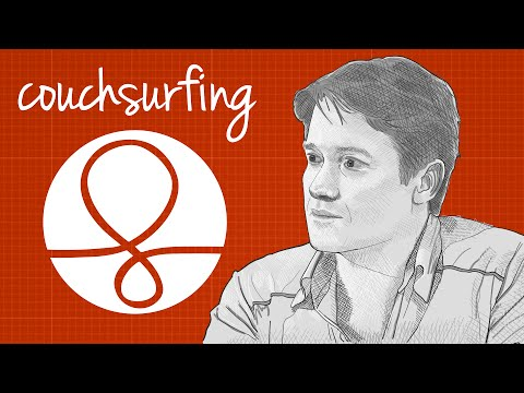 How Couchsurfing Became One of the Largest Trust Experiments of All Time (Casey Fenton Interview)