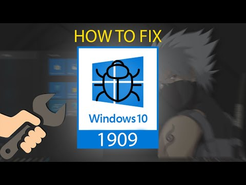 Windows 10 1909 Bugs & Issues - How To Fix Them
