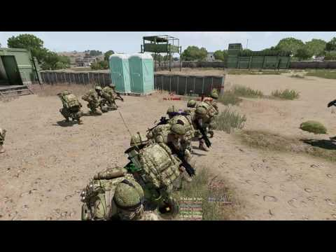 ArmA 3 - Company Training 04/01/2017 - 6th Airborne Division British Milsim