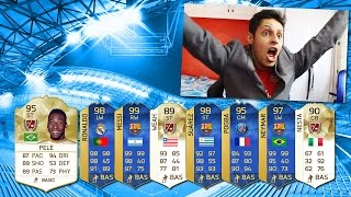 BEST 1 MILLION COIN PACK IN HISTORY! - FIFA 16 PACK OPENING!