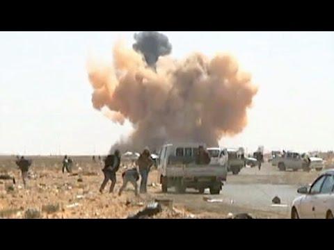 Yemen War  Houthi infantry in close combat with Saudi tanks    Attack on a Saudi border post   YouTu