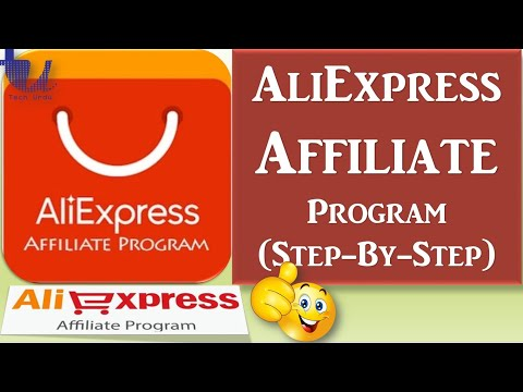 Earning from AliExpress Affiliate | A to Z (Step-By-Step) [Urdu/Hindi/English Subtitles]