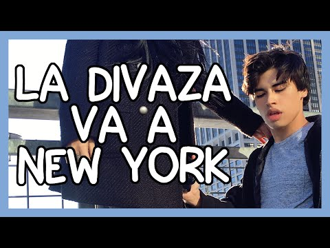 LA DIVAZA VA A NEW YORK