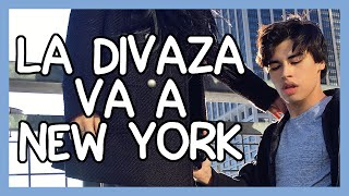 LA DIVAZA VA A NEW YORK