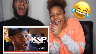 """When """"Old-School"""" Just Isn't Old School Enough- Key & Peele Hilarious REACTION"""