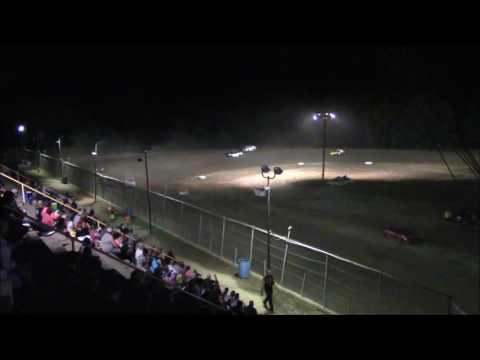 Butler Motor Speedway FWD Feature 7/1/17