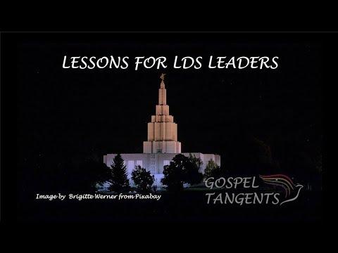 Mormon Science – Gospel Tangents