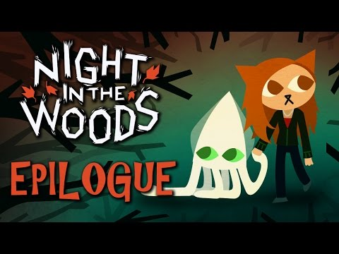 Night in the Woods - WHAT WERE WE EVEN TALKING ABOUT? ~Epilogue: Stars~ (Indie Adventure Game)
