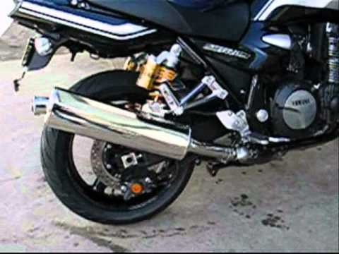 yamaha xjr 1300 wmv - YouTube