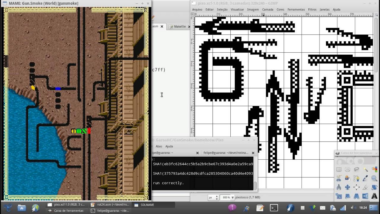 Felipe Sanches – MAME/MESS blog | Emulation as a way of