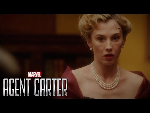 Whitney's New World Order – Marvel's Agent Carter