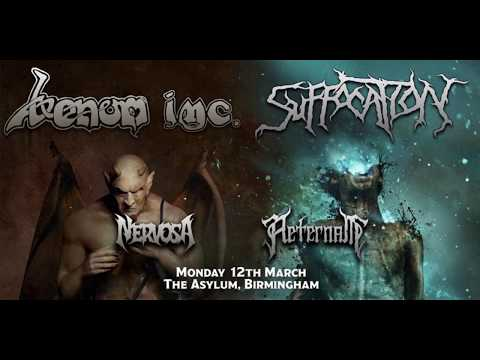 Venom Inc., Welcome to Hell/Metal We...