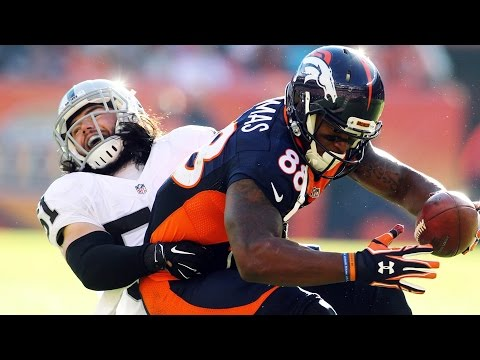 Broncos Lose to Raiders 15 -12