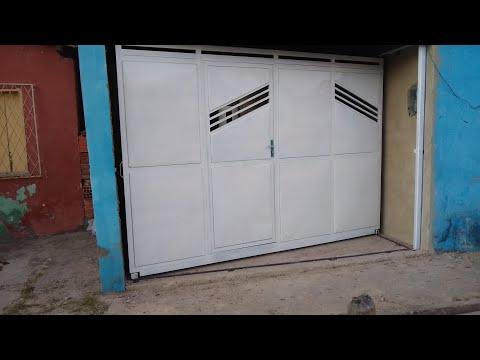 #Portão em l,
