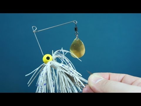 How To Make A Spinnerbait fishing lure