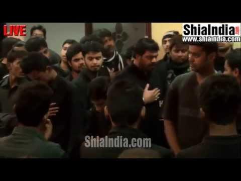 6th Rabil-ul-Awwal Majlis at Abbas Villa, Magar Ki Bowli 1436-2014-15