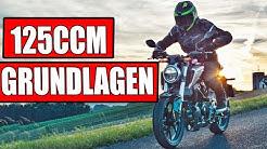MOTORRAD 125CCM GRUNDLAGEN