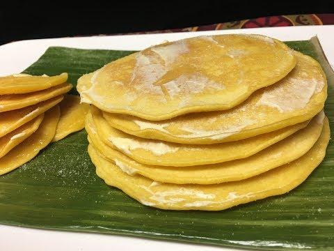 Hotcakes (Filipino Style Pancakes)