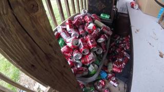 Make More Money Scrapping Aluminum Cans