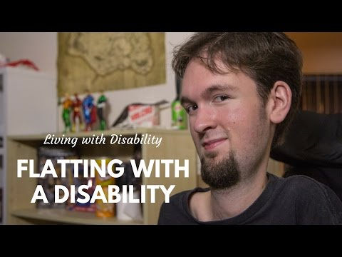 Flatting with a Disability