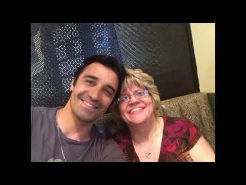 Gilles Marini Live Interview