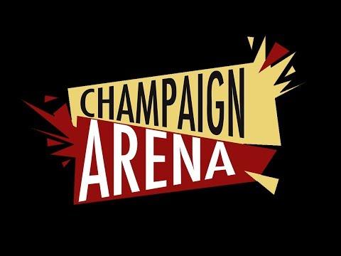 UIUC Smash 4 Winter 2017 PR Reveal -Champaign Arena-