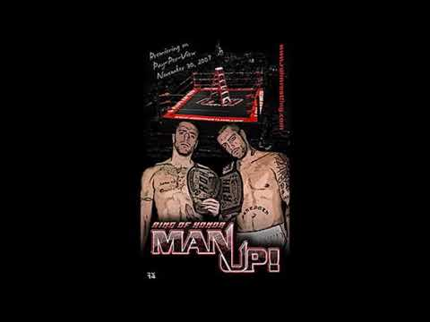 ROH Classics MAN UP! 10th Anniversary PPV DVD Review