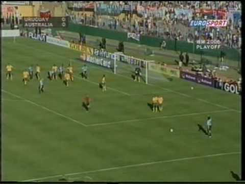 Uruguay vs. Australia (12/11/2005 - Montevideo) World Cup Qualifier 2006 - Play Off