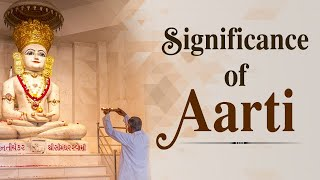 Significance of Aarti
