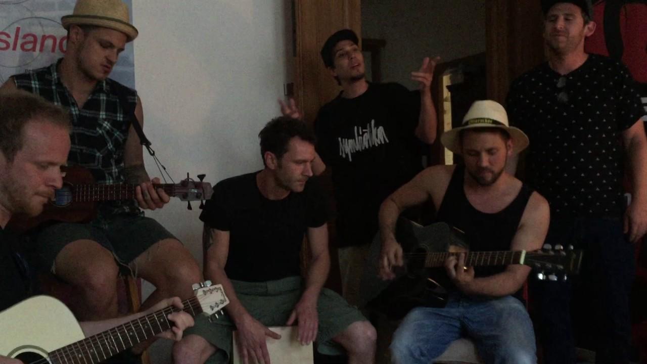 Wohnzimmer Konzert Der Rock The Island Gewinner Symbiotika