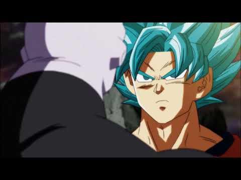 Goku vs. Jiren First Round Supercut - Dragon Ball Super