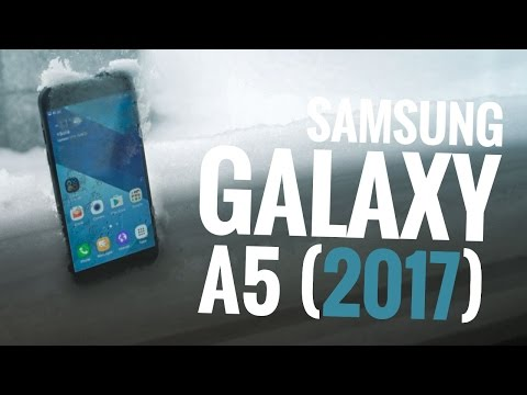 online store 3252e cad74 Samsung Galaxy A5 (2017) - Full phone specifications