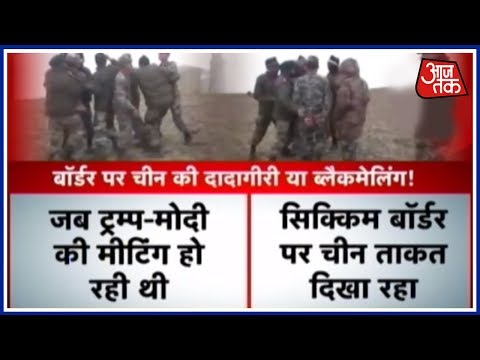 Khabardaar: Sikkim Govt. Reports Home Ministry About Chinese Intrusion
