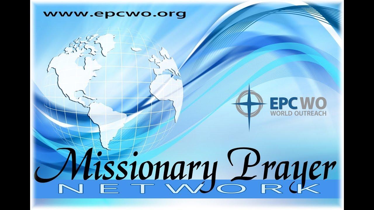 Pray | EPC World Outreach