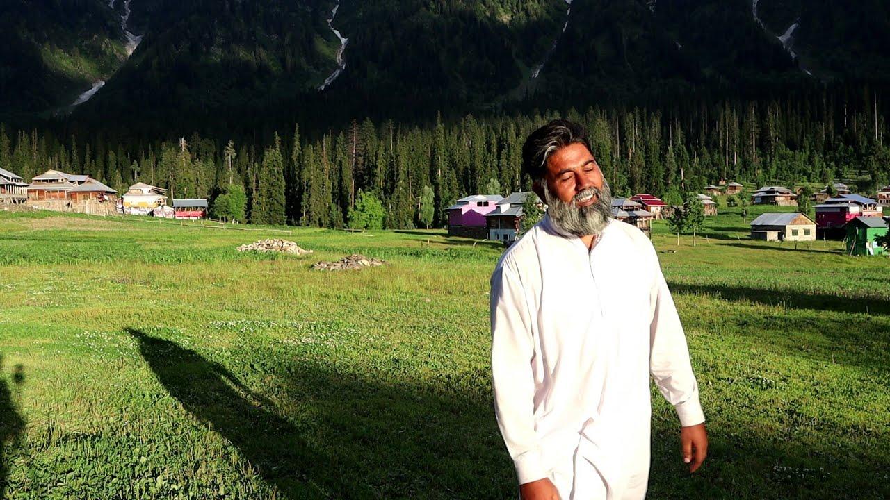 Beautiful Area Of Kashmir, Nelum Valley, Sharda, Kel / Mubarak Ali Tour And Taste