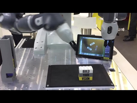Cognex Vision Guided Robotics (VGR) - Build Your Vision
