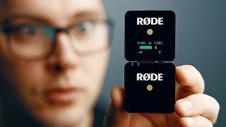 Best Wireless Mic Under $200? Rode Wireless GO Review