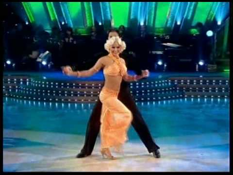 Brian Fortuna And Kristina Rihanoff