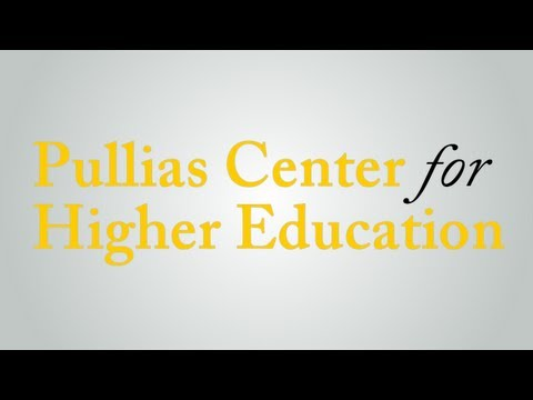 USC Pullias Center for Higher Education
