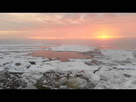 Lake Ladoga Russia
