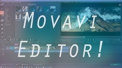 Movavi Video Editor Plus 15 | Full Tutorial / Review!