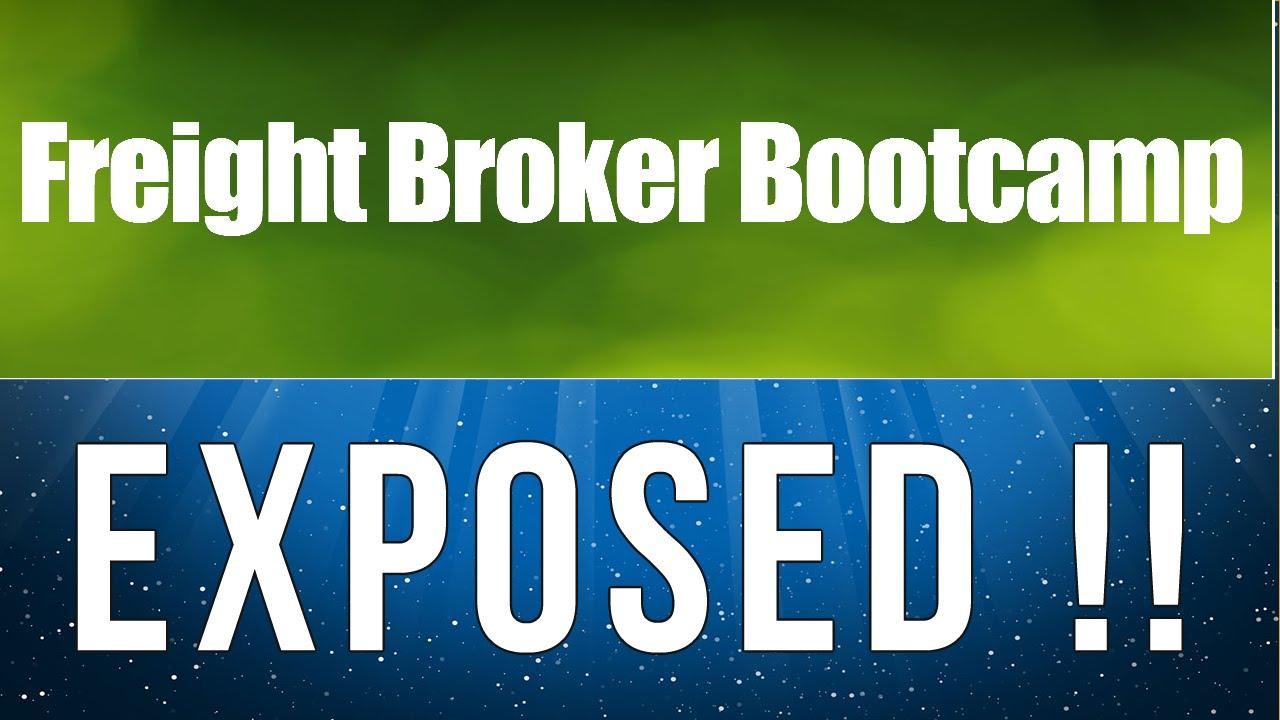 Freight Broker Boot Camp Reviews - Freight Broker Boot Camp