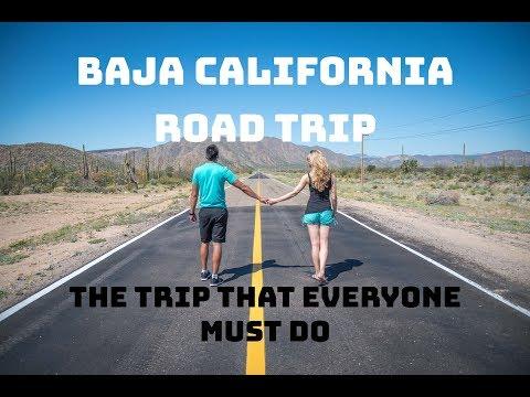 Baja California Road trip/ DJI Osmo/ DJI phantom & Gopro